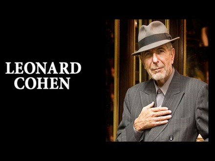 Vídeo Leonard Cohen – I'm Your Man | In Memoriam